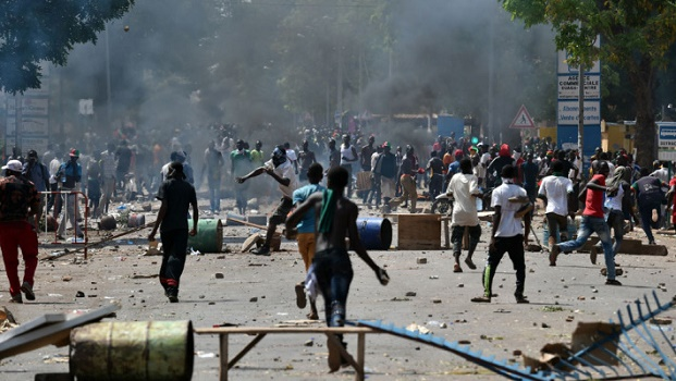 AN 4 de l'insurrection: L'appel de la jeunesse de l'ODJ