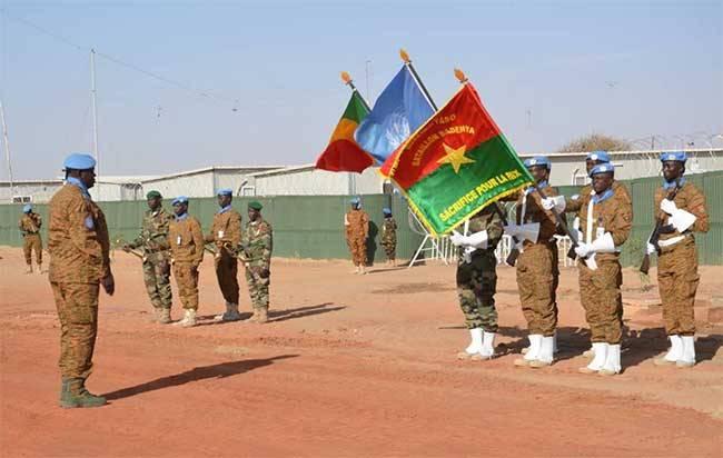 Nord Mali: deux soldats burkinabè tués et cinq autres blessés
