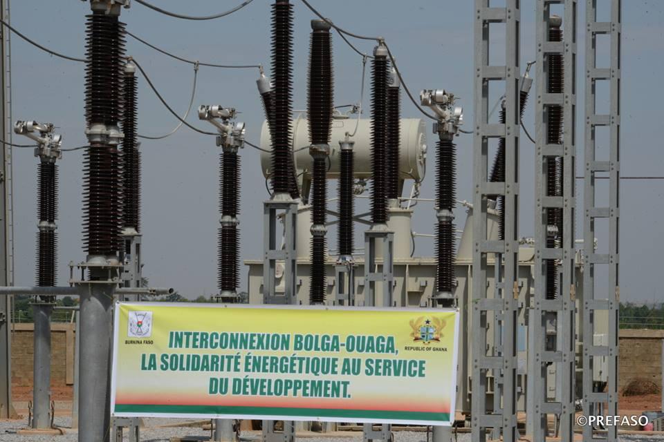 Interconnexion électrique Burkina Faso-Ghana : 55,5 mégawatts pour renforcer l'offre énergétique
