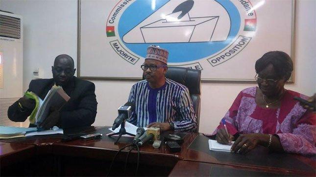 Newton Ahmed Barry, président de la CENI: « Si je veux démissionner, je n'ai pas besoin que quelqu'un d'autre l'annonce à ma place »