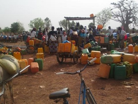 150 milliards FCFA destinés au programme d'approvisionnement en eau potable et assainissement
