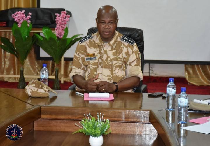 Sécurité: le Directeur de la police Nationale reçoit le Syndicat des flics