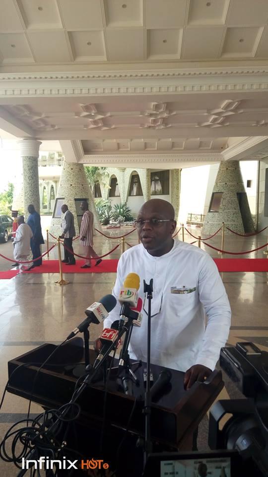 Burkina: le gouvernement commémorera l'insurrection populaire