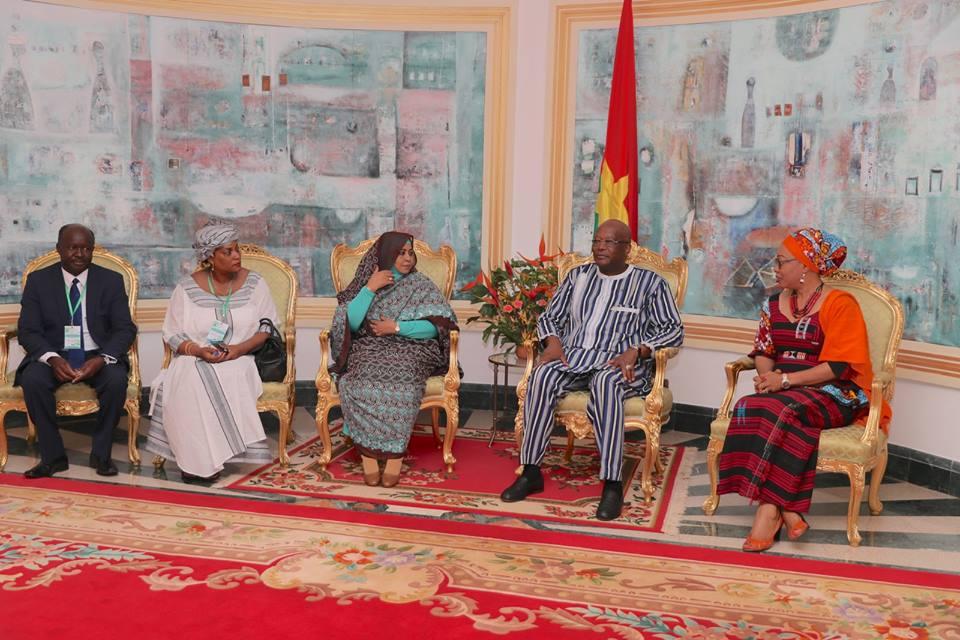 Lutte contre les MGF : l'Union Africaine salue l'engagement politique de haut niveau du Burkina Faso.