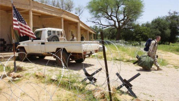 Niger: Des militaires américains sanctionnés pour une embuscade