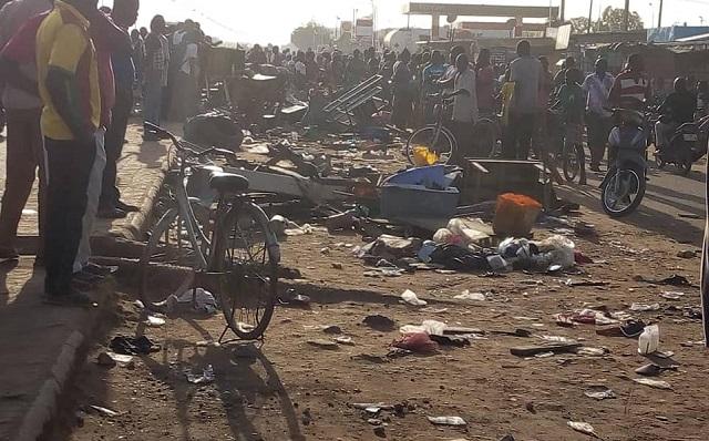 Ouagadougou : Un accident de la circulation fait trois morts et sept blessés graves