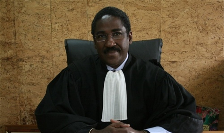 Le Burkinabè Issouf Baadhio élu président de l'Union internationale des avocats