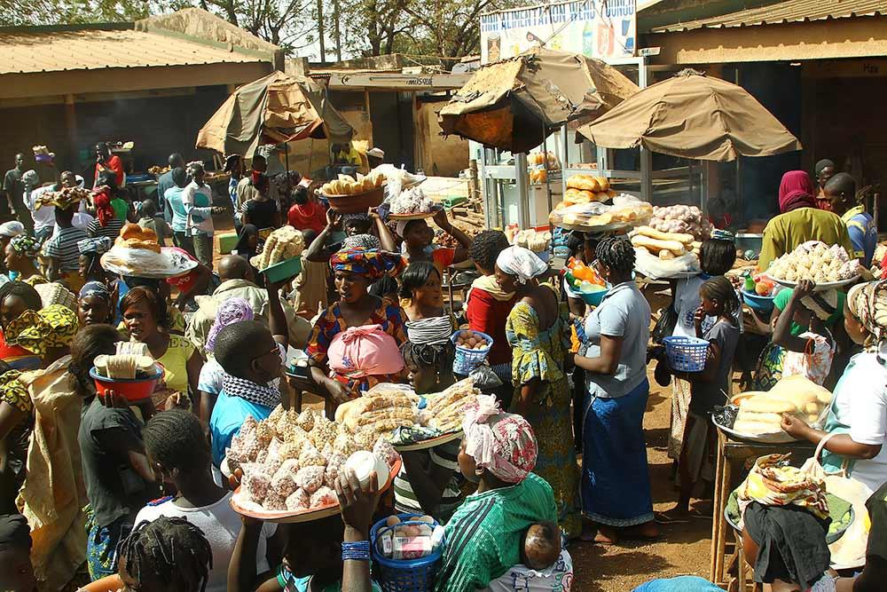 Burkina/Coronavirus: les marchés autorisés à ouvrir à Ouagadougou