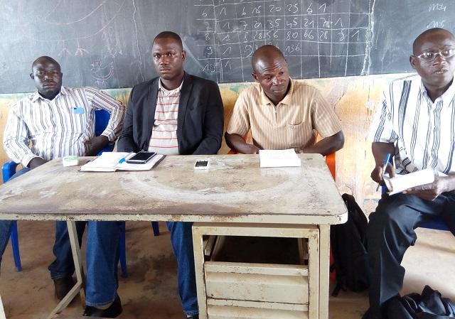 Commune de Tchériba (Mouhoun) : Des militants du MPP menacent de quitter le parti