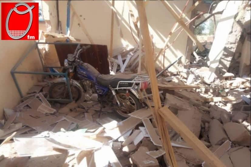 Namisiguia (province du Bam): le poste de gendarmerie détruit par des individus armés non identifiés, pas encore de bilan
