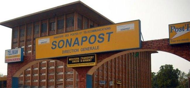 Burkina: la «Sonapost» devient désormais «La Poste du Burkina Faso».