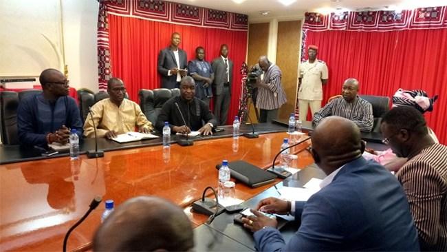 Burkina: «Il n'y aura pas d'augmentation du prix du transport»