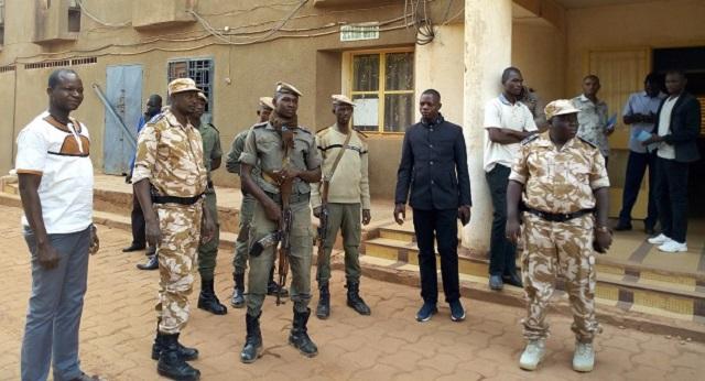 Fêtes de fin d'année 2018 : Plus de 1400 policiers déployés à Ouagadougou
