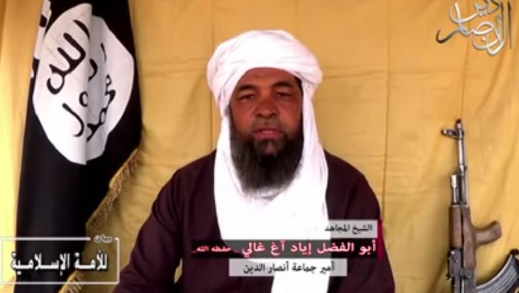 Attaque de Toéni: le groupe de Iyad Ag Ghali revendique l'attaque