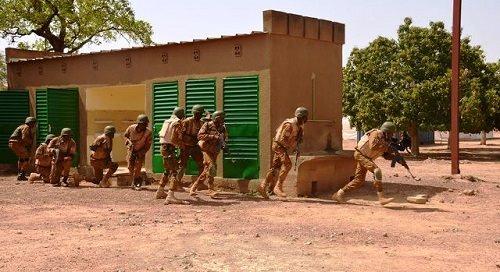 Lutte contre le terrorisme : Bataillon Bandenya 7 effectuera une mission de 45 jours à l'Est et dans le Sahel burkinabè