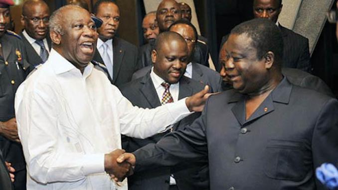 Côte d'Ivoire: le PDCI et le FPI vers une alliance ?