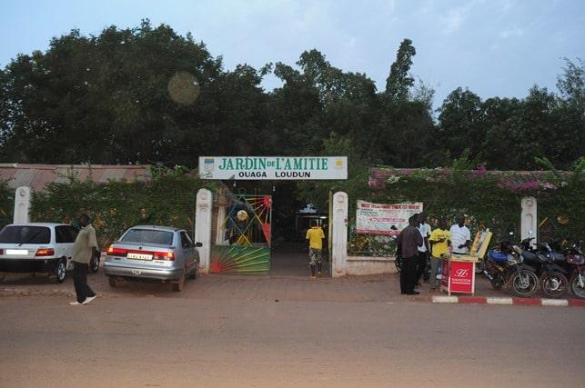Ouagadougou: La location des jardins publics passe de 400 000 à 1 000 000 F CFA