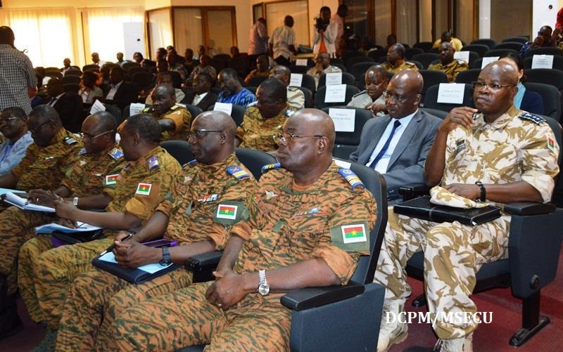 Sécurité: Session extraordinaire du Cadre Sectoriel de Dialogue Défense-Sécurité