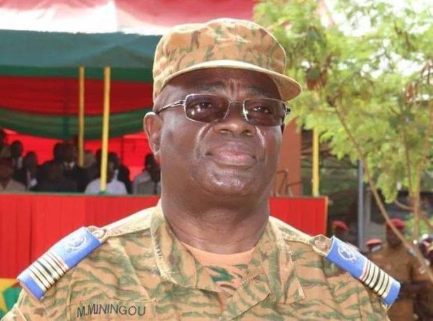 Sécurité: Le chef d'état-major général des armées limogé et remplacé le colonel major Moïse Minoungou