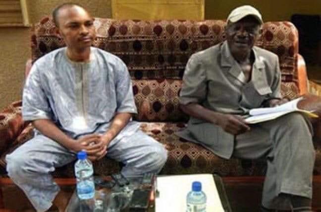 Politique: Tahirou Barry lance son parti avec des militants du PAREN