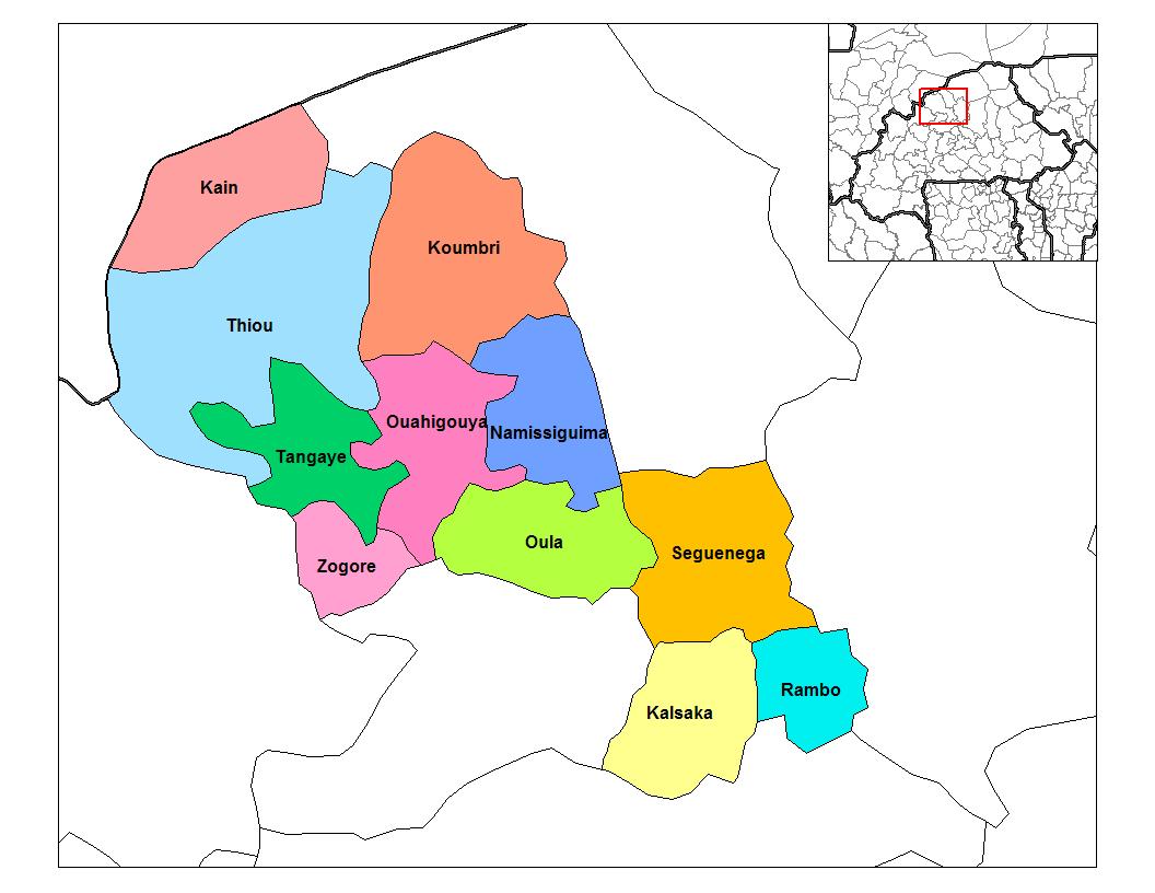 Barga/ Yatenga : La moto de service du vétérinaire retirée par 3 individus armés