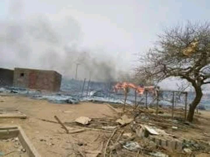 Arbinda:  6 personnes tuées dans une attaque à Gasselki