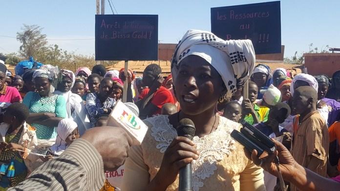Bam : Des orpailleurs s'opposent à l'extension du domaine d'exploitation de Bissa Gold