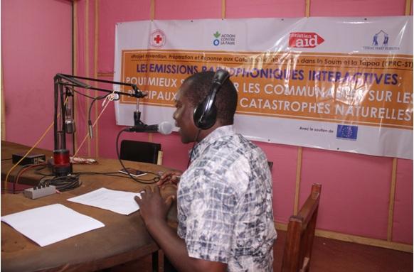 Résilience des communautés : Des émissions pour sensibiliser contre les risques de catastrophes