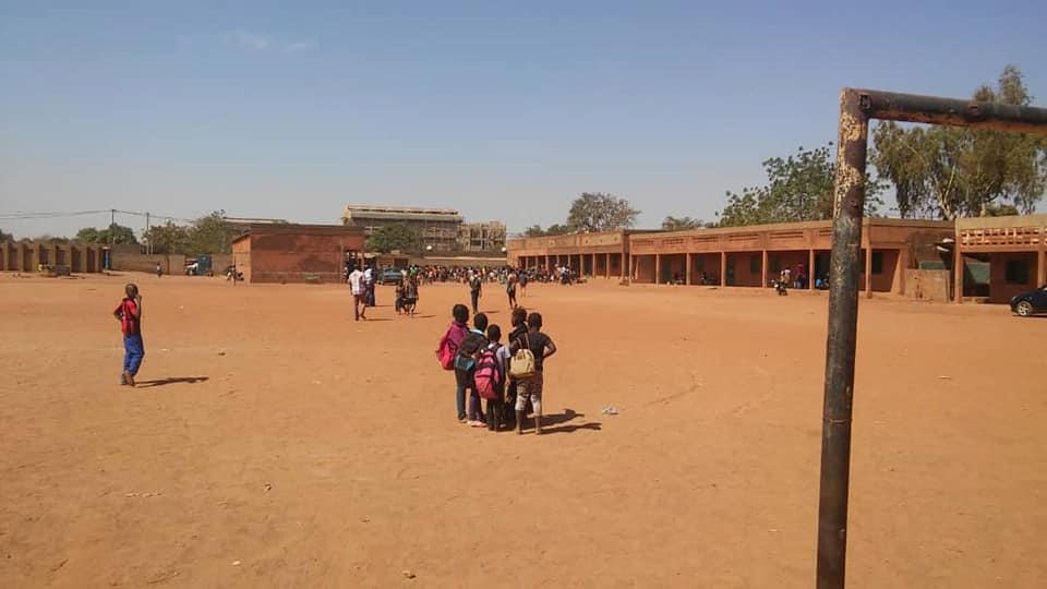 Education: 104 000 élèves déplacés internes réinscrits.