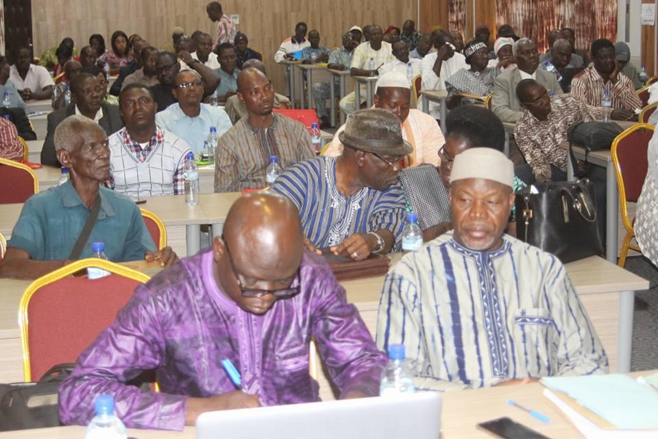 Haut Conseil pour la Réconciliation et l'Unité Nationale: les membres renforcent leurs capacités