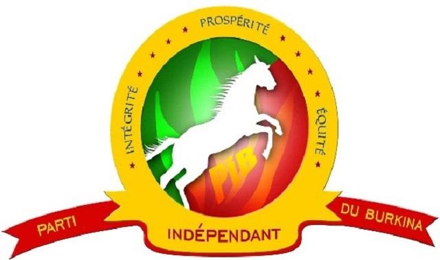 Vœux de nouvel an: le message du Parti indépendant du Burkina