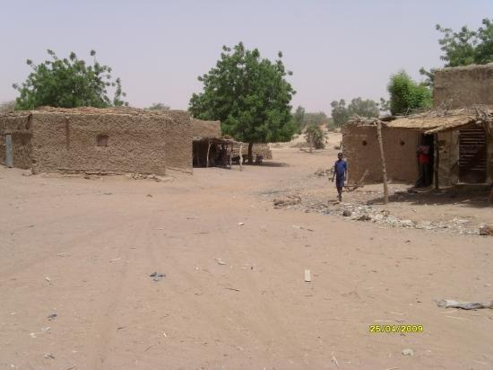 Sécurité: Sikiré un village fantôme
