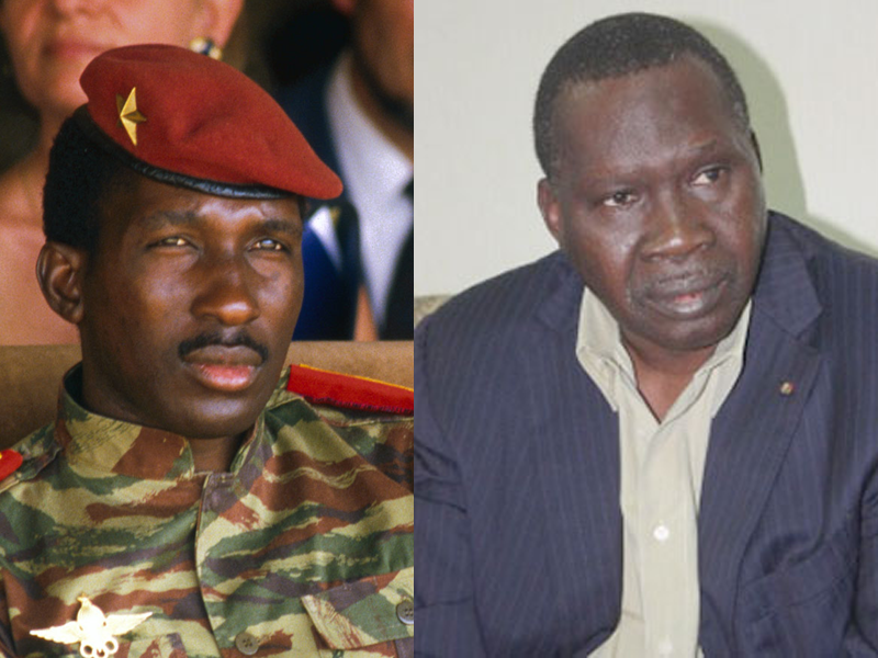 Affaire Thomas Sankara : l'ancien ministre des sports, le colonel Jean Pierre Palm inculpé