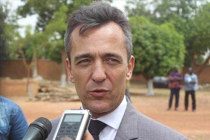 Terrorisme :  »La France peut intervenir militairement » à la demande du Burkina Faso, (Ambassadeur français)