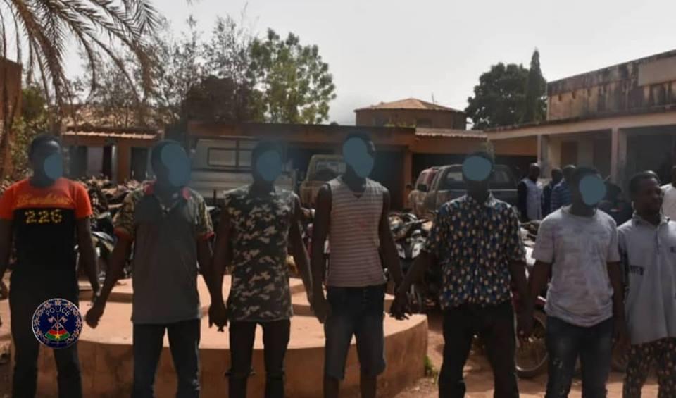 Sécurité : des réseaux de malfrats démantelés par la Police Nationale.