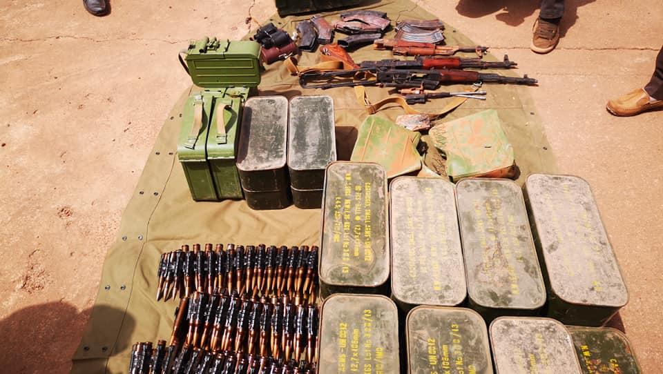 """Est du Burkina: - une base terroriste démantelée et 29 terroristes """"mis hors d'état de nuire"""""""
