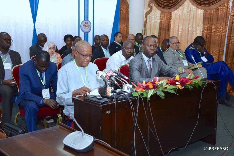 5è Sommet du G5 Sahel : les experts en réunion préparatoire du Conseil des ministres