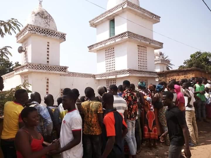 Gaoua : Cinq personnes blessées à la machette dans une mosquée