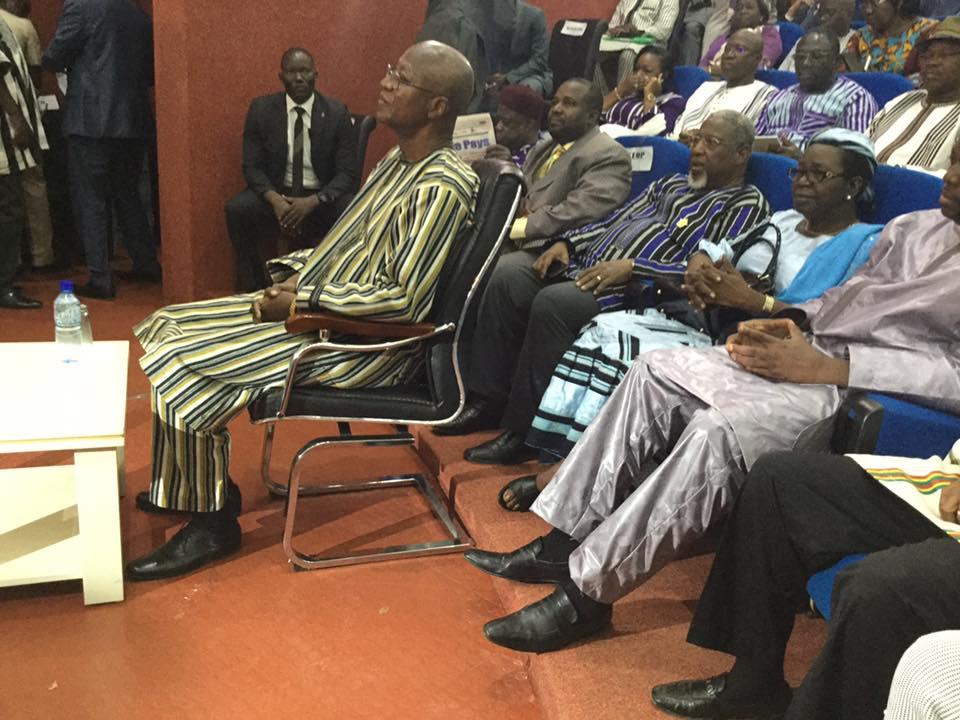 Des pleurs du premier ministre Dabiré devant les députés : un message fort !