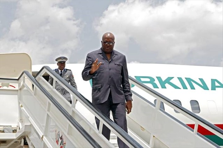 Le président du Faso à Abuja pour la 55e session ordinaire de la CEDEAO