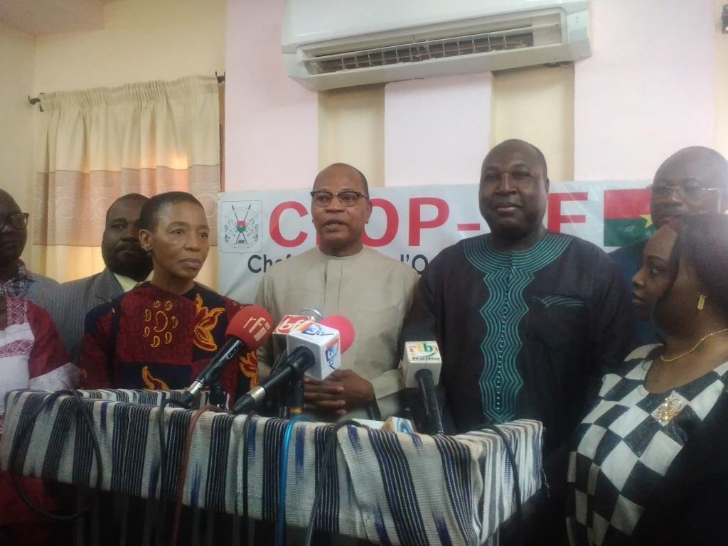 Elections au Burkina : les Nations Unies recueillent les préoccupations de l'Opposition