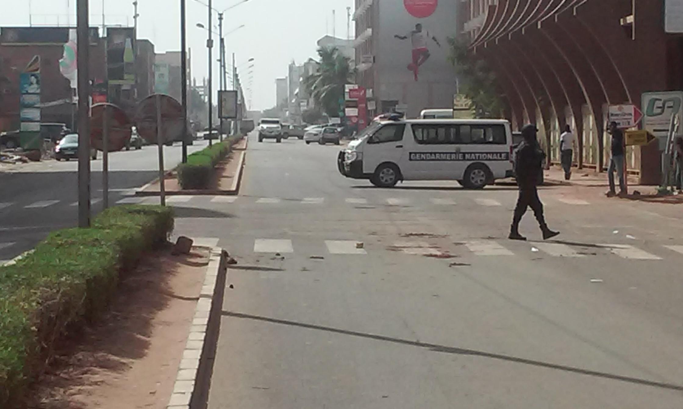Ouagadougou: Tirs autour de la base aérienne dans la nuit du 06 Février, le ministère de la sécurité rassure