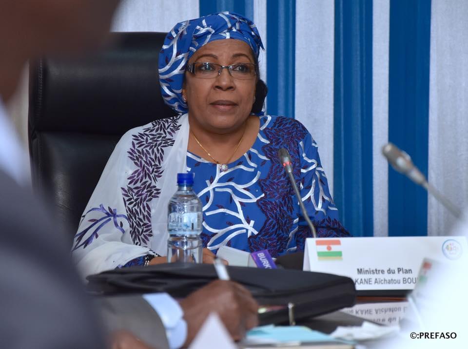 Force conjointe du G5 Sahel : « Les bataillons sont déployés », selon Mme Aichatou Boulama Kane.