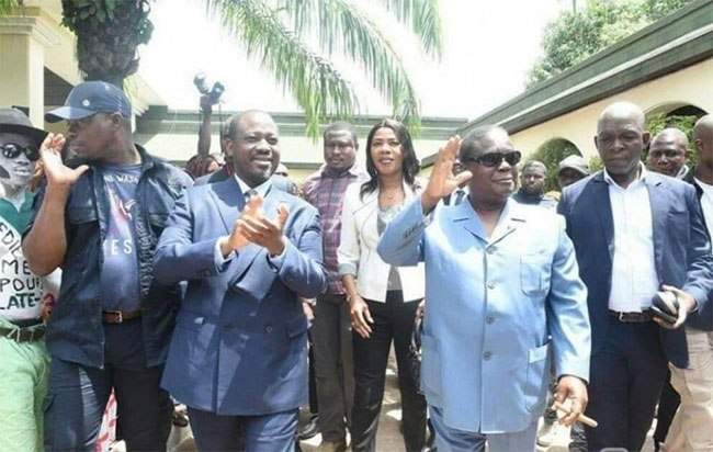 Côte d'Ivoire: Soro Guillaume rend visite à Bédié à Daoukro après sa démission