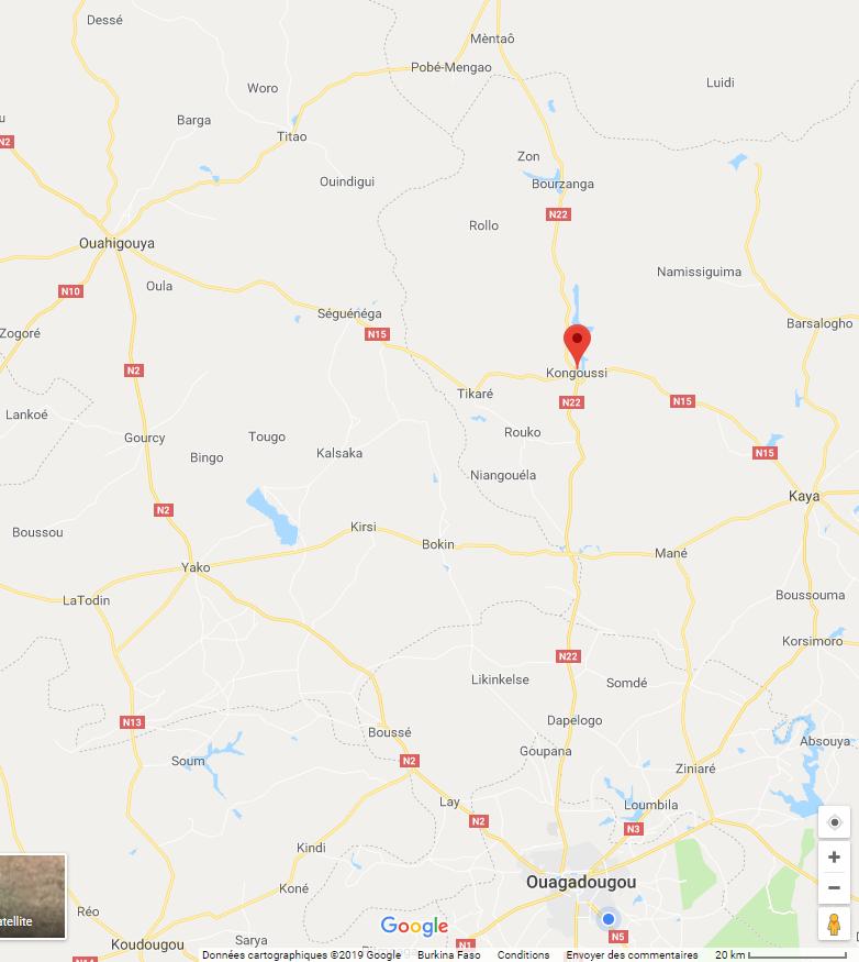 Attaque de la gendarmerie de Kongoussi: l'armée confirme