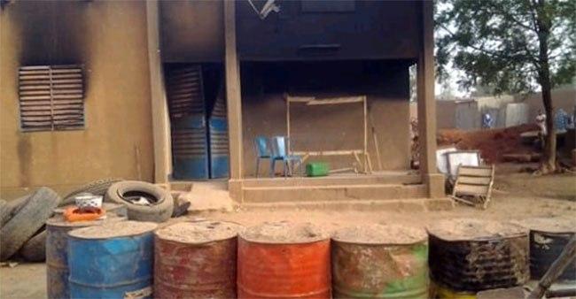Tapoa (Est): un commissariat et une école incendiés à Namounou