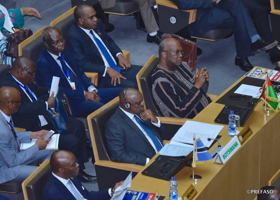 Union africaine: l'égyptien Abdel Fatah al-Sissi succède au rwandais Paul Kagamé.