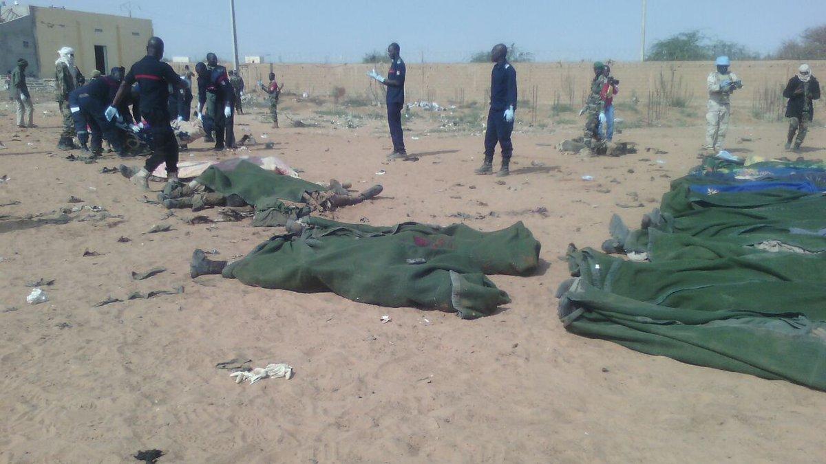 Mali: Une centaine de civils peuls tués près de la frontière avec le Burkina