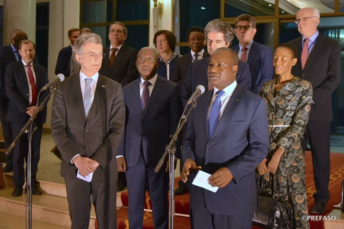 Lutte contre l'insécurité : le Conseil de sécurité des Nations unies et le G5 Sahel réaffirment leur collaboration