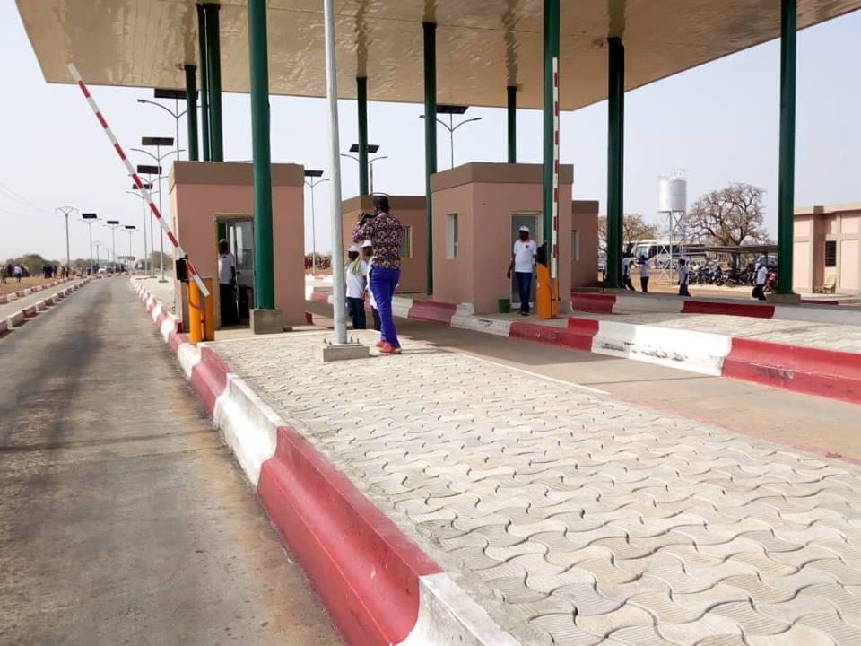 Économie: la Route Koupela-Bitou-Cinkansé-frontière du Togo inaugurée
